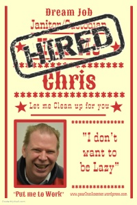 Chris Hired