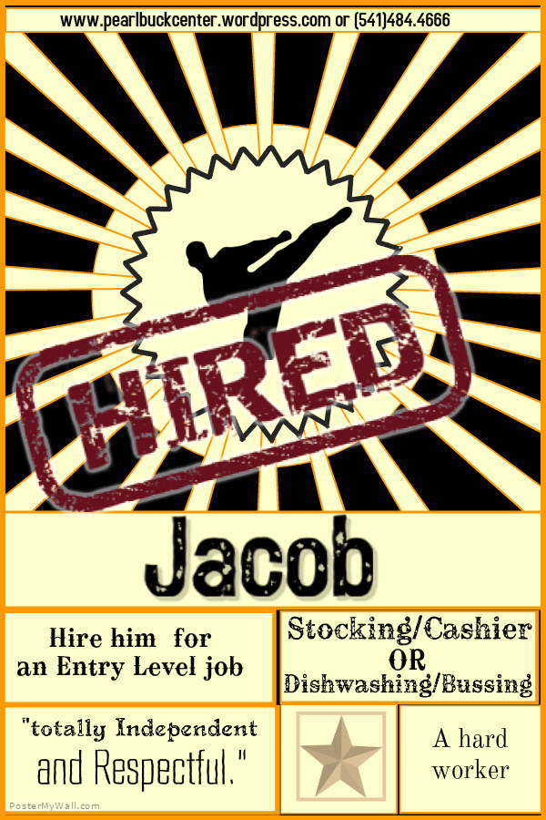 Jacob Hired