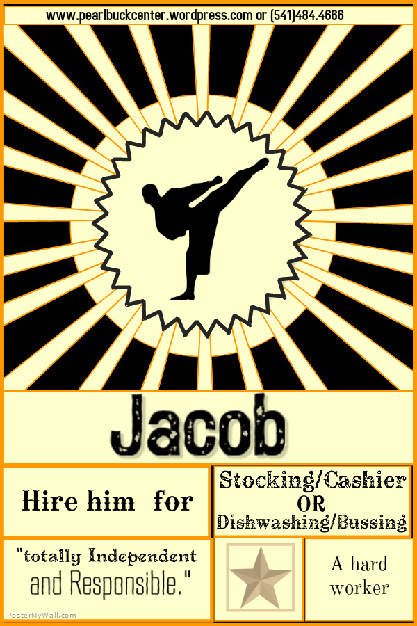 Jacob's Poster