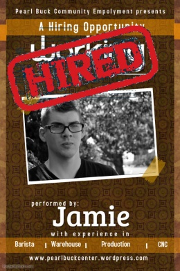 Jamie Hired