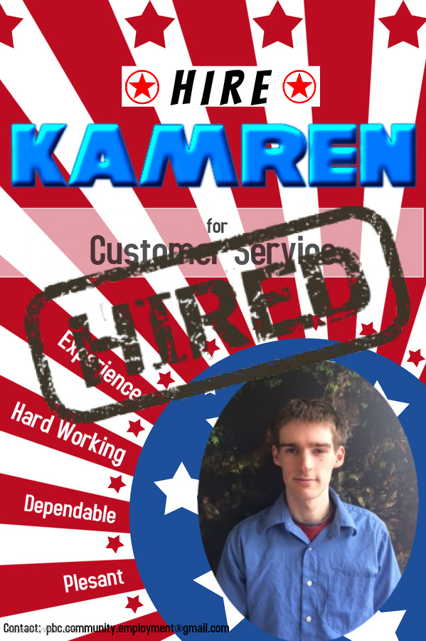 Kamern Hired