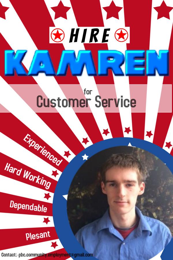 Kamren's Poster