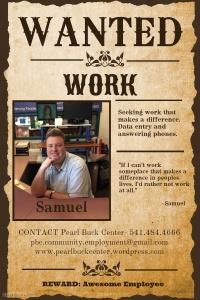 Samuel's Poster