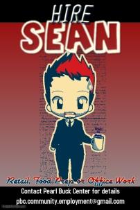 Sean's Poster